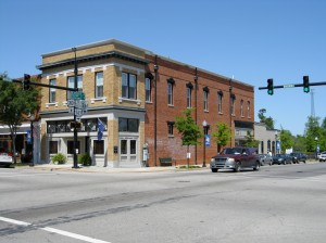 Levi Building, Manning, SC