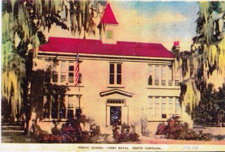 Port Royal School, web